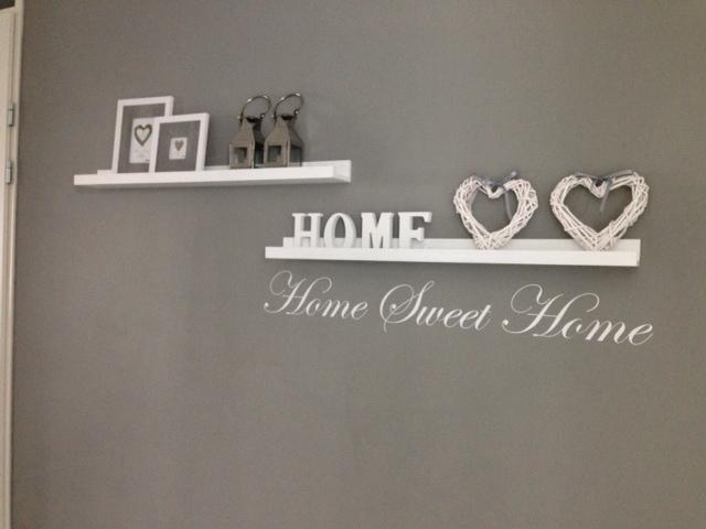 Muursticker Home Sweet Home.Home Sweet Home Muurstickers Geef Uw Muren Wat Extra Flair