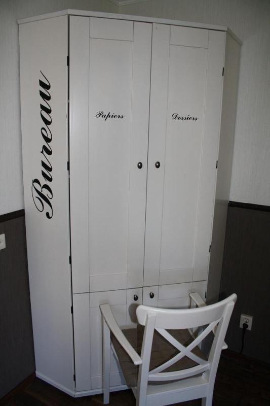 meubelstickers maak u meubels persoonlijker. Black Bedroom Furniture Sets. Home Design Ideas