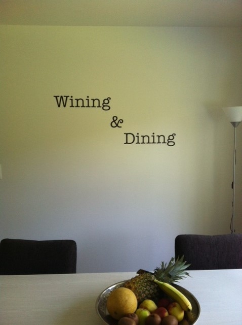 Muurteksten Keuken : Keukensticker muursticker keuken tekst keuken stickers> Trendy