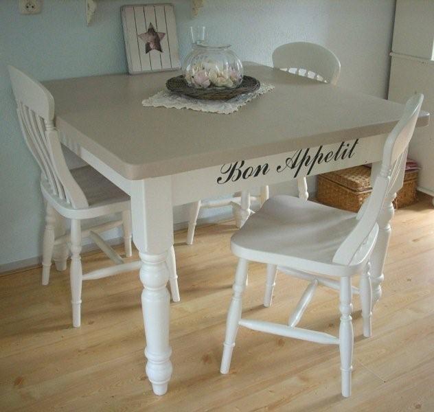 Muurstickers Keuken Bon Appetit : bon appetit meubelsticker lettertype 1