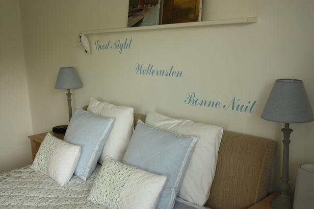 goedkope muursticker slaapkamer