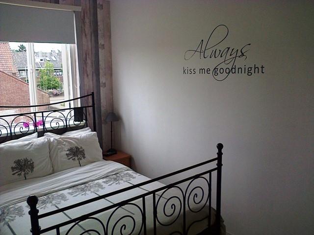 goedkope muurstickers muurteksten tekst voor slaapkamer