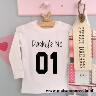 Shirtje Daddy's no. 1