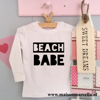 Shirtje Beach Babe